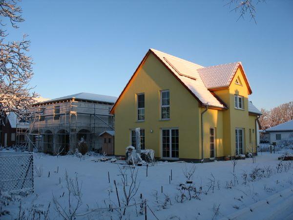 Winter in Berlin Kaulsdorf